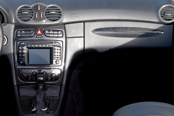 Schätz ® Carbonausstattung made in Germany für CLK W209 Coupe/Cabrio Rarität