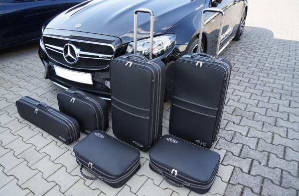 Kofferset für Mercedes E-Klasse Cabrio A238 ab Bj. 2017