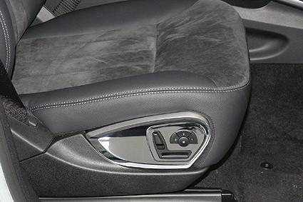 Schätz ® Chrom Sitzverstellungsblende für Mercedes R-Klasse W251 und M-Klasse W164