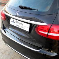 Schätz ® Premium Ladekantenschutz für Mercedes Benz C-Klasse W205 T-Modell (Kombi) ab Bj. 2014