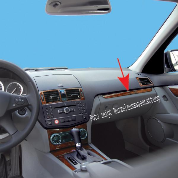 Schätz ® Edelholz Eukalyptus Handschuhfach Blende Mercedes C-Klasse W204 Limo.+T-Modell