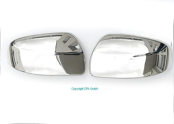 Schätz ® Chrom Spiegelkappen für Vito und Viano W639 Bj. 2010-2014