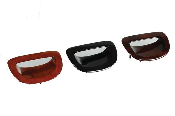 Schätz Carbon Parktronikgehäuse hinten für Mercedes CLK W209 Cabrio und Cabrio