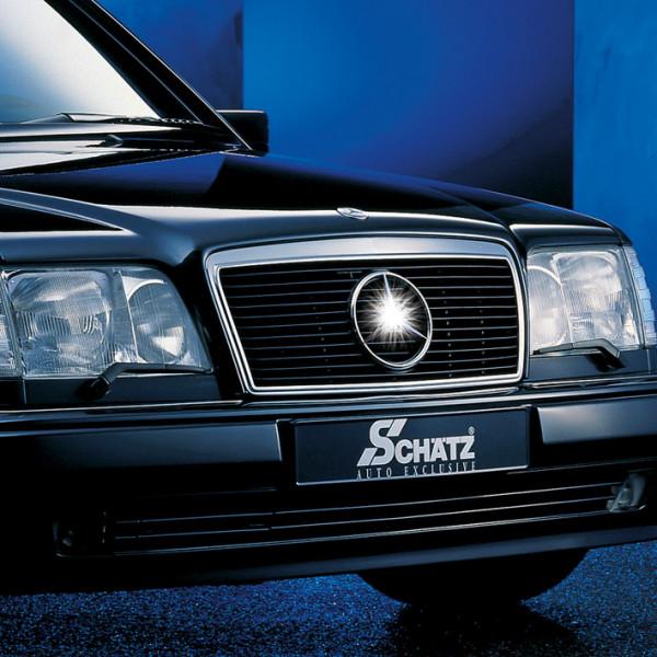 Schätz ® Sportgrill Benz E-Klasse Limousine W124 + T-Modell ab 07/1993