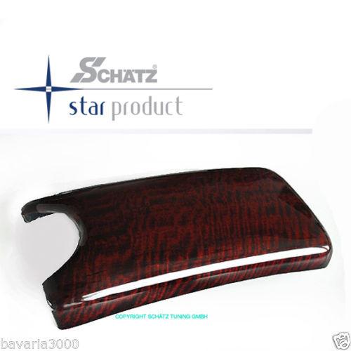Schätz ® Edelholz Armlehnen Abdeckung Calyptus Linea für E-Klasse W211