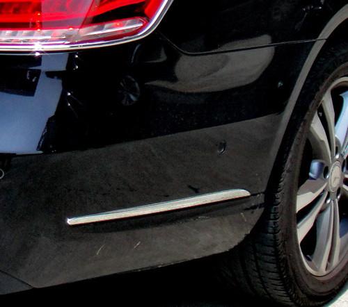 Schätz ® Chrom Stoßstangen Zierleisten E-Klasse W212 Limousine + T-Modell 05/13 - 02/16