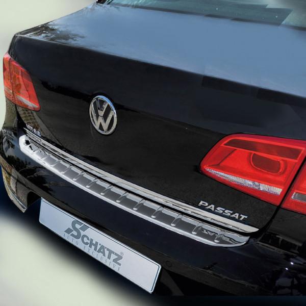 EINFÜHRUNGSPREIS Schätz ® Premium Ladekantenschutz für VW Passat Limousine B7 2010–2014