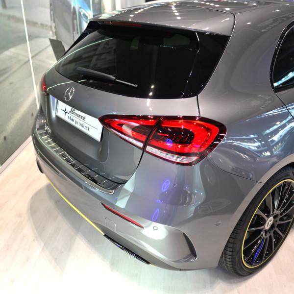 Schätz ® Premium Ladekantenschutz Mercedes A-Klasse W177 AMG oder AMG-line