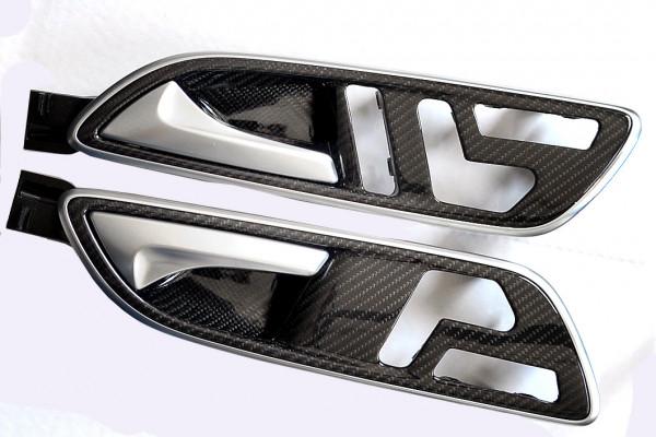 Schätz ® Carbon Türblenden für Mercedes SLK R172 mit Sitzmemory