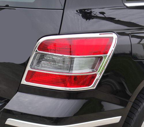 Schätz ® Chrom Rücklichtrahmen Mercedes-Benz GLK X204 bis 06/2012