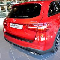 """Schätz ® Ladekantenschutz """"Premium Serie"""" Carbon-Design GLC X253 ab 2015 für AMG-Fahrzeuge u. AMG-Line Exterieur"""