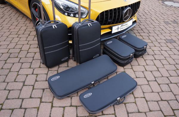 Cabrio Kofferset für AMG SLS Coupé/Flügeltürer