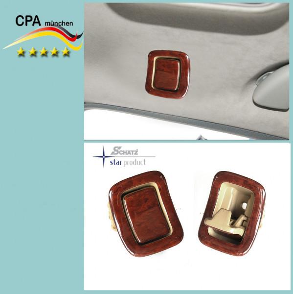 Schätz ® Edelholz Kleiderhaken Calyptus für W221