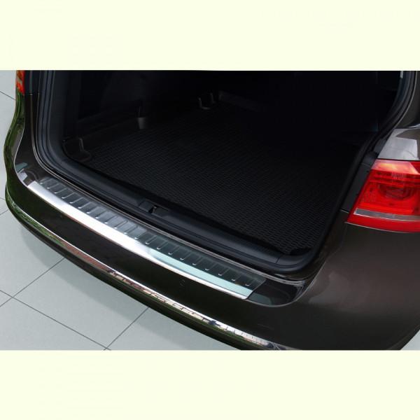 Schätz ® Edelstahl Ladekantenschutz für VW Passat Variant B6 Bj. 2005-2010