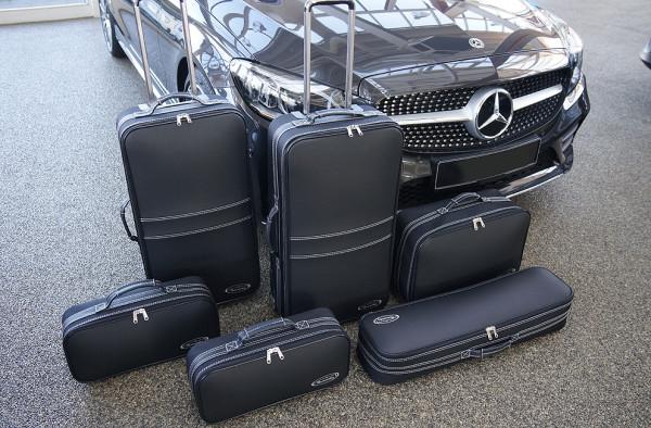 Cabrio Kofferset für Mercedes C-Klasse A205 ab 2016