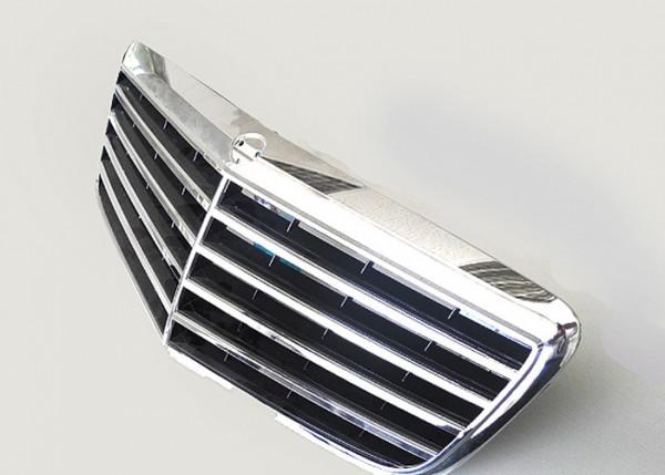 Front Grill für Mercedes E-Klasse W211 ab 2006 bis 2009 (Facelift)
