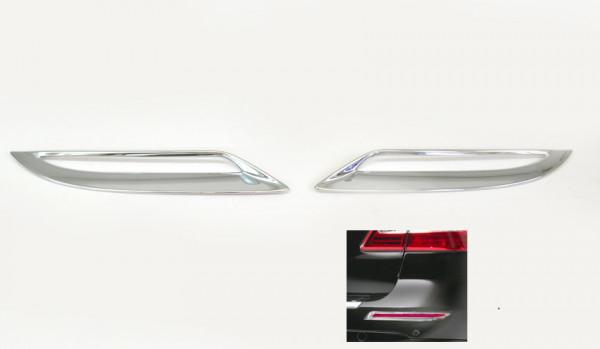 Schätz ® Chrom Reflektorrahmen für ML W166 ab 2015