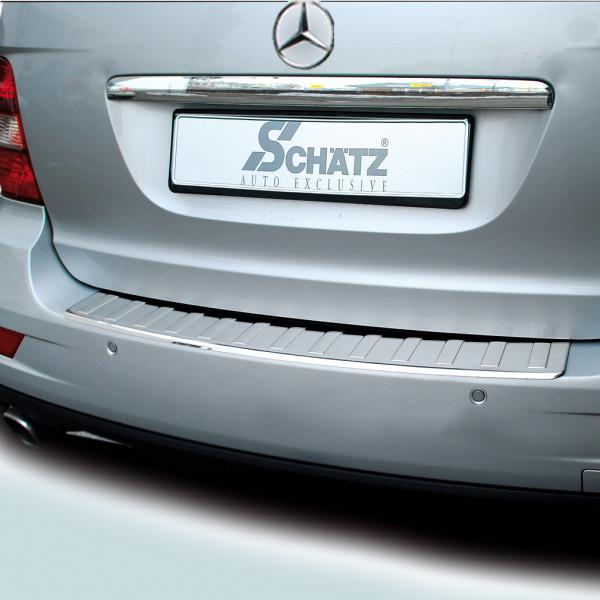 Schätz ® Premium Ladekantenschutz für Mercedes Benz ML W164 , Bj. 03/2005–06/2011