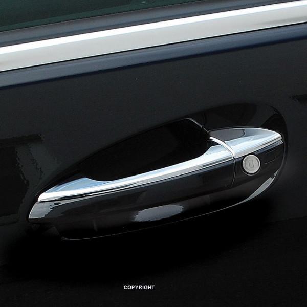 Schätz ® Chrom Türgriffauflagen Mercedes Benz V-Klasse und Vito W447 mit zwei Schiebetüre ab 10/2014-