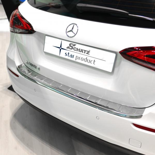 Schätz ® Premium Ladekantenschutz Mercedes A-Klasse W177 Kompact m. Standard Stoßstange