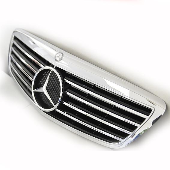 """Schätz ® Sportgrill """"avantgarde"""" für Mercedes Benz S-Klasse W221 2009–2013"""