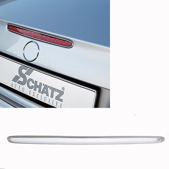 Chrom Bremslicht Umrandung für E-Klasse W211 Limousine