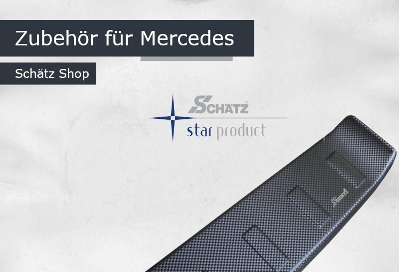 Zubehör für Mercedes