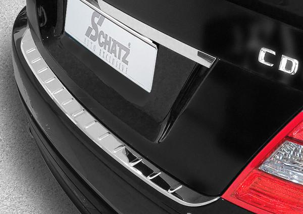 Schätz ® Premium Ladekantenschutz für Mercedes Benz C-Klasse S204 T-Modelle Bj. 2007-2011
