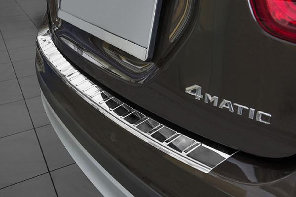 Schätz ® Edelstahl hochglänzend Ladekantenschutz für Mercedes Benz GLA X156 bis 03/2020