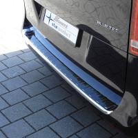 Schätz ® Premium Ladekantenschutz für Mercedes Benz Vito/V-Klasse W447 ab Bj. 2014