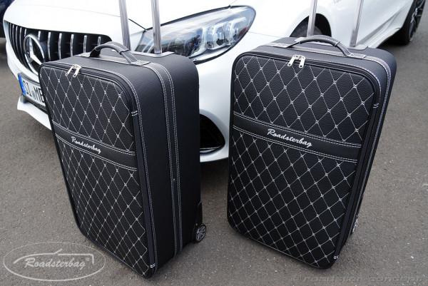 Cabrio Kofferset Teilleder für Mercedes E-Klasse Coupé C238 ab 04/2016