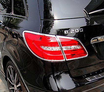 Schätz ® Chrom Rücklichtrahmen für Mercedes B-Klasse W246 Bj. 11/2011 - 11-2014