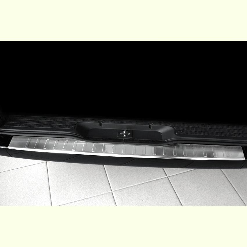 Ladekantenschutz für Mercedes Vito W638 1996-2003 Chrom Abkantung Edelstahl